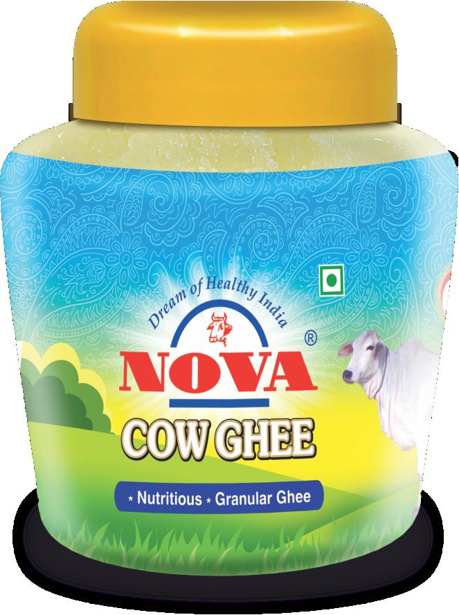 nova cow ghee