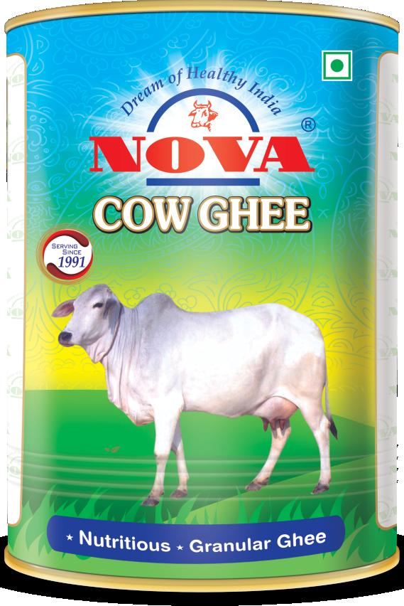 cow ghee in Tin