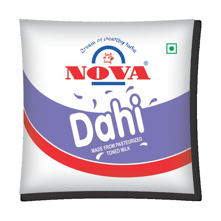 Dahi Pouch