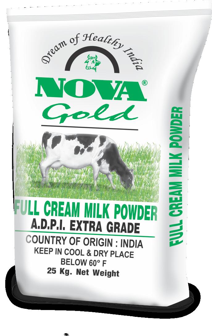nova gold full cream dairy powder